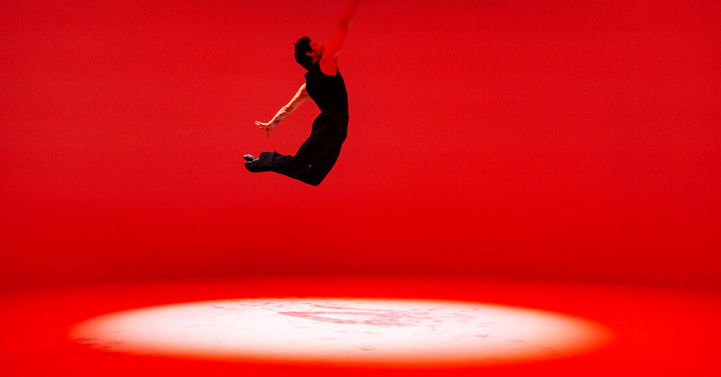 Dancing for Many Cameras, in the Round: 'It's Muybridge on Steroids'