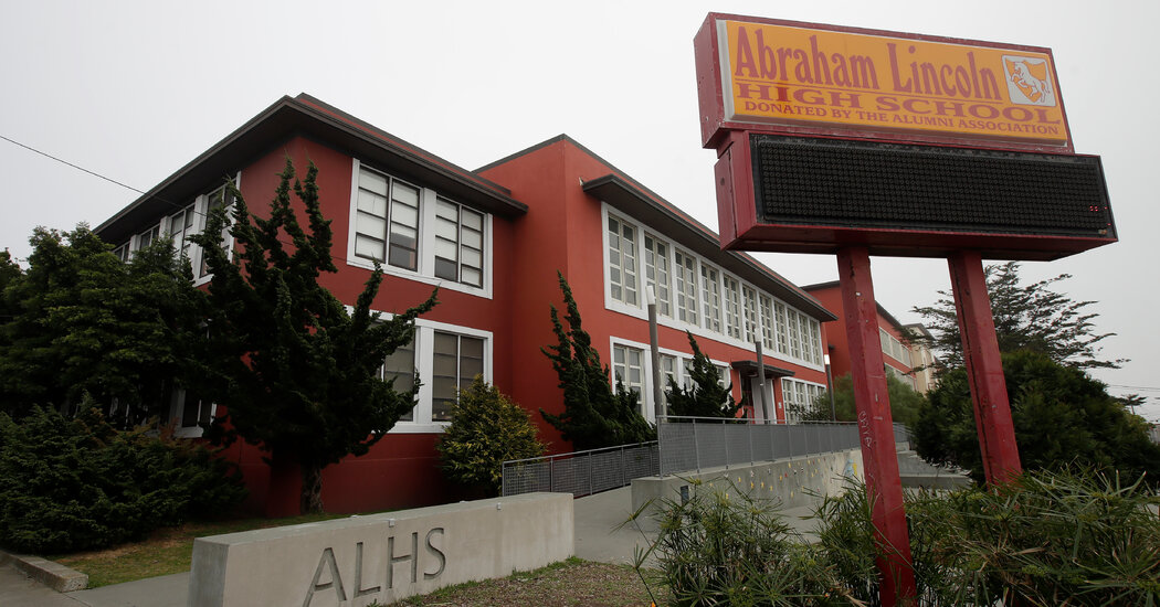 San Francisco School Name Debate Pits Liberals