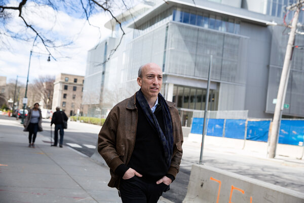 Unlike the fraud or manipulation that regulators like Gary Gensler are used to pursuing, the GameStop frenzy involves investors who have publicly acknowledged the risks they are taking.