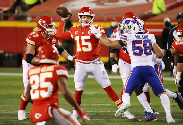The stats show that Mahomes is remarkably good at making sure his Chiefs convert on third down.