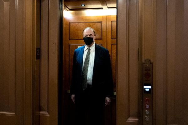 Senator Richard C. Shelbywill exit the senate as his state's longest-serving senator.