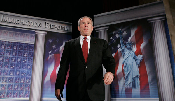 Despite support from President George W. Bush, the Senate and House failed to reach a compromise in 2006, and legislation in 2007 was defeated in the Senate.