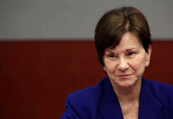 Dr. Janet Woodcock, the acting F.D.A. commissioner, is considered to be one of the front-runners for the permanent role.