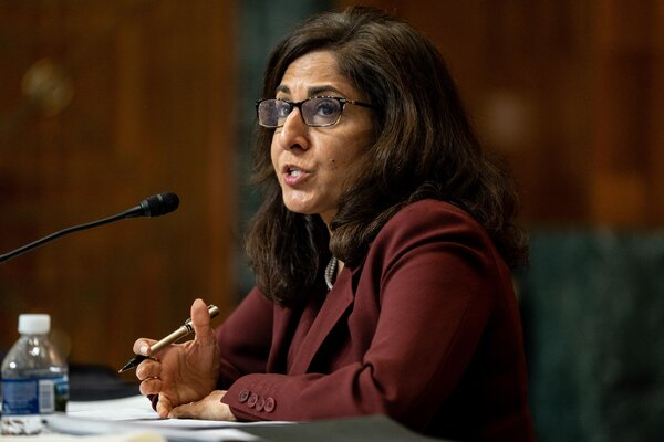 Neera Tanden, President Biden's nominee to lead the Office of Management and Budget, may not be able to win confirmation in the Senate.