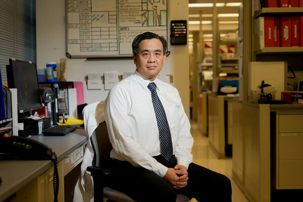 Dr. a virologist at the University of California at San Francisco.  Charles Chiu believes that is the subject of new variants.