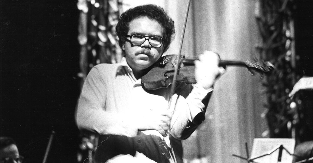 Yuval Waldman, Bridge-Building Violinist, Is Dead at 74