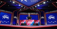 Trump's Republican Hit List at CPAC Is a Warning Shot to His Party