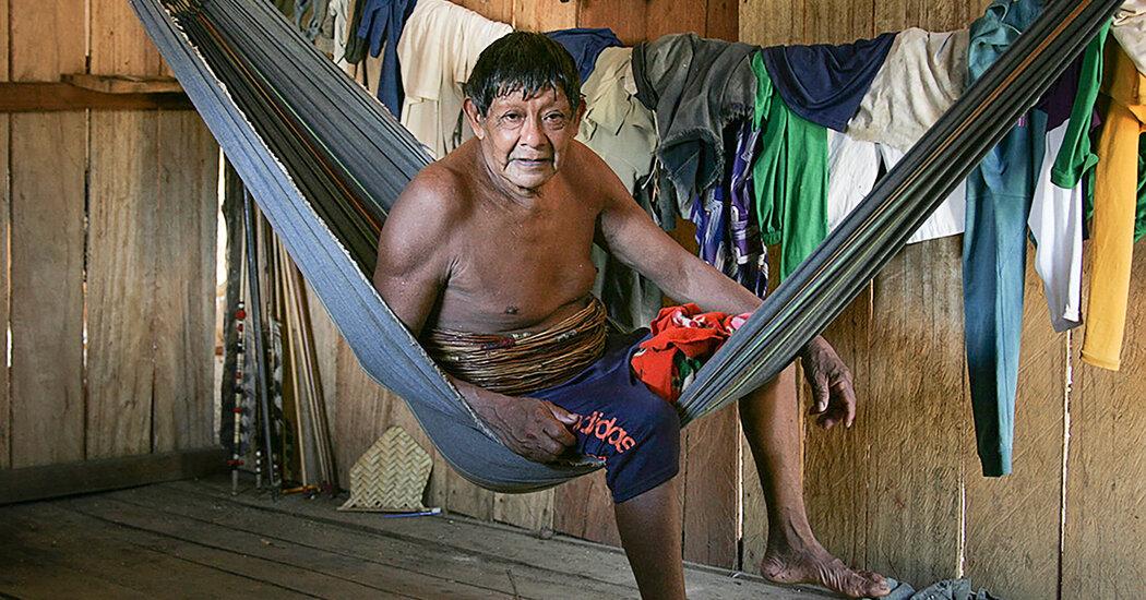 Aruká Juma, Last Man of His Tribe, Is Dead
