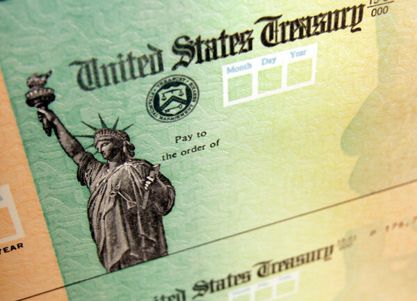 Payments top out at $1,400 per person, including children and adult dependents. To qualify for the full $1,400, a single person must have an adjusted gross income of $75,000 or below.