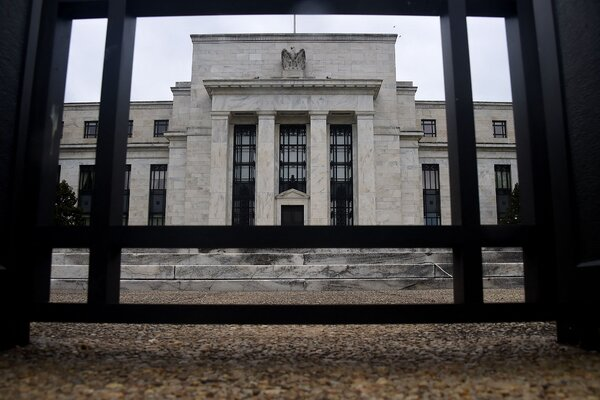 An increase in longer-term bond yields could prompt the Fed to revamp its bond-buying program.