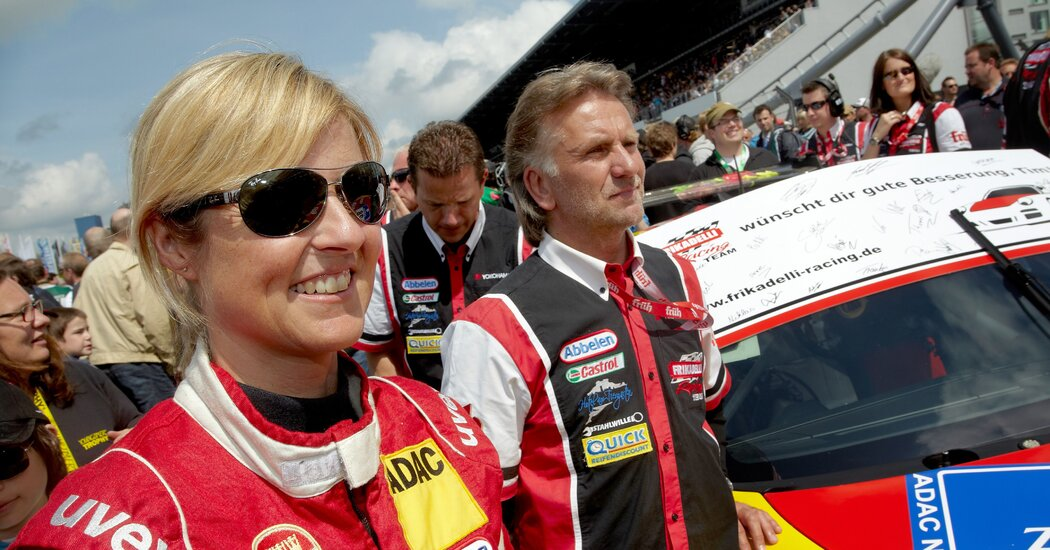 Sabine Schmitz, Racing Driver and TV Personality, Dies at 51