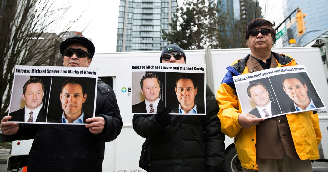 Canadians Kovrig and Spavor to Stand Trial in China: What We Know