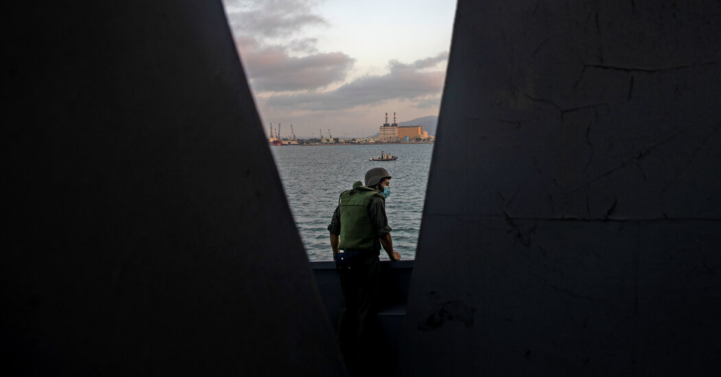 Israel's Shadow War With Iran Moves Out to Sea
