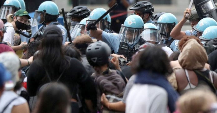 Police Mishandled Black Lives Matter Protests, Reports Say