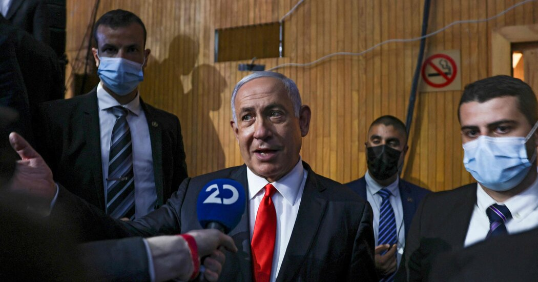 Tensions With Arab Allies Undermine a Netanyahu Pitch to Israeli Voters