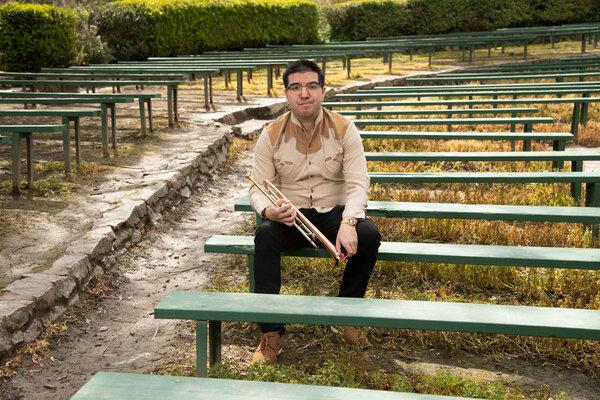 Abraham Sanchez, a Sacramento musician, put $1,200 of his stimulus money last week into his Robinhood trading account.