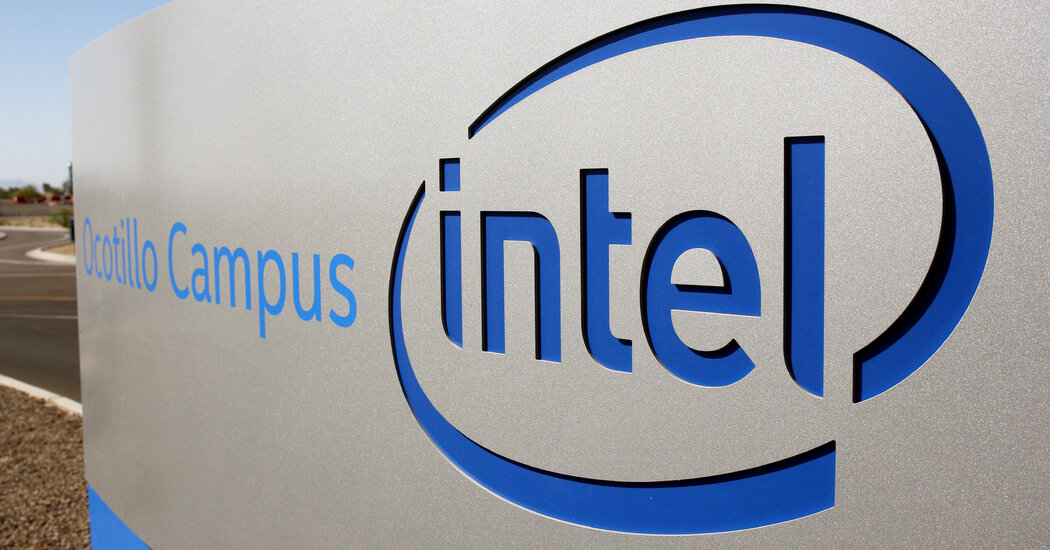 Intel to Spend  Billion on 2 New Chip Factories in Arizona.