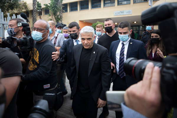 Yair Lapid has emerged as the most potent opposition leader.