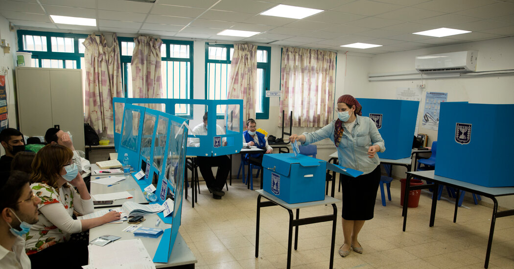 Israel's Groundhog Day: A fourth election in two years.