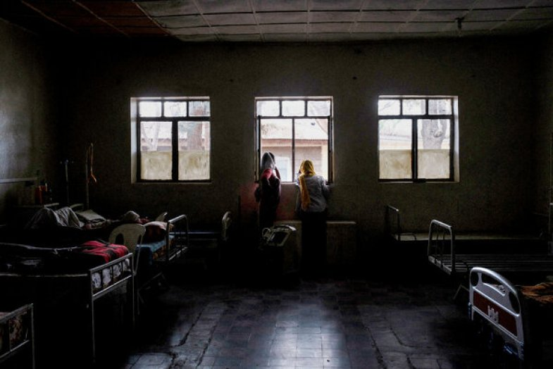 Wukro General Hospital, north of Mekelle, Ethiopia, in February. Over 500 sexual assaults have been reported at five health centers in Tigray, a senior United Nations official said last week, and the actual figure is likely much higher.