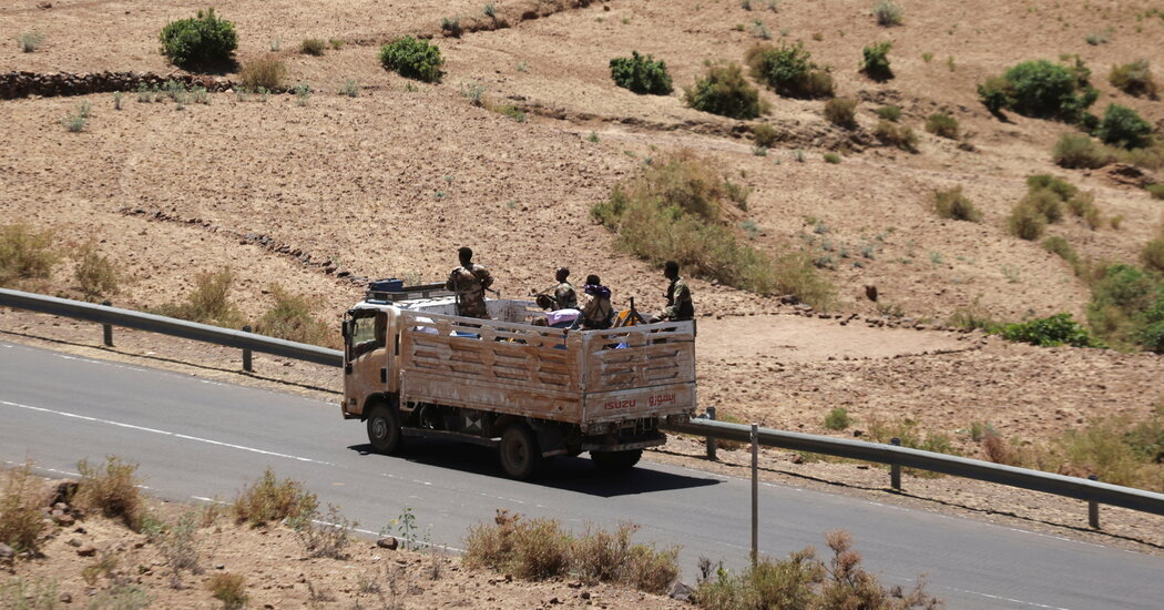 Eritrea Agrees to Withdraw Troops from Tigray, Ethiopia Says
