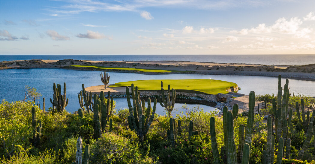 Sun Plus Ocean Plus 18 Holes: The Allure of Mexico's Golf Homes