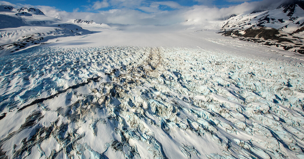 Czech Billionaire Is Among 5 Killed in Heli-Skiing Crash Near Alaska Glacier