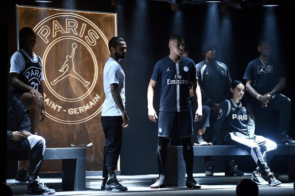 PSG and Jordan Brand released their first collaboration in 2018.