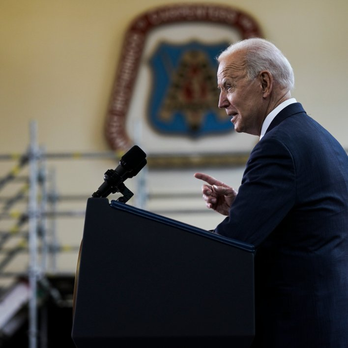 biden details $2 trillion plan to rebuild infrastructure and reshape the economy - the new york times