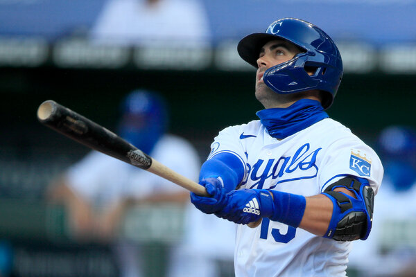 The Kansas City Royals' White Merrifield has had 637 hits since 2017, the most by any player in the American League.