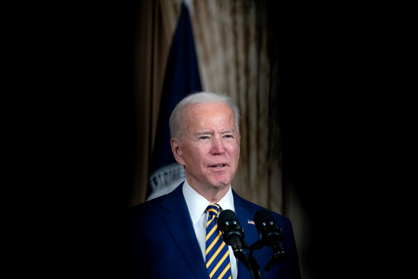 President Biden wants to return to the 2015 Iran nuclear agreement, negotiated while he was vice president. His successor withdrew from the deal in 2018.