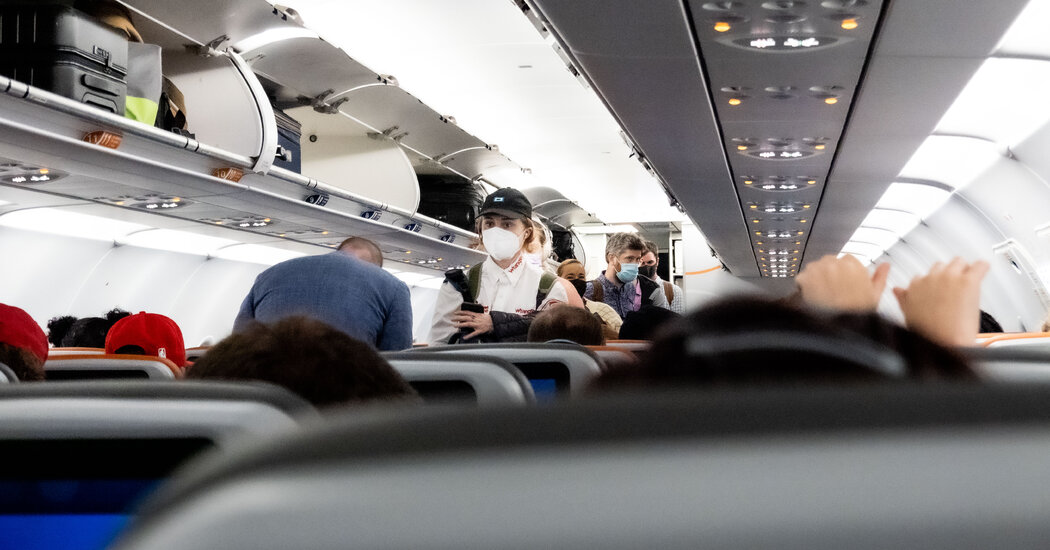 Vaccinated Americans Can Travel, C.D.C. Says