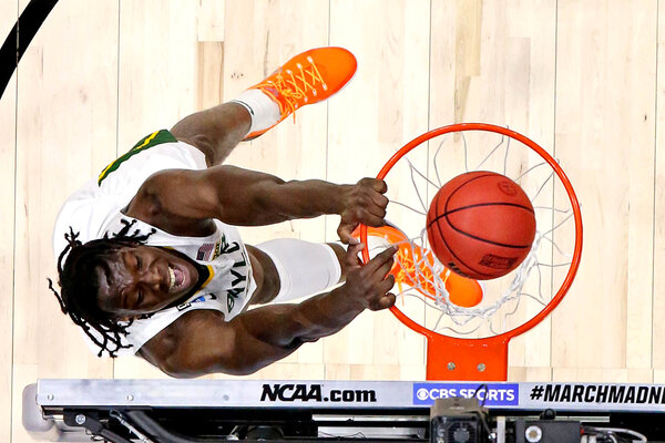 Baylor may be the team in this Final Four best equipped to challenge Gonzaga.