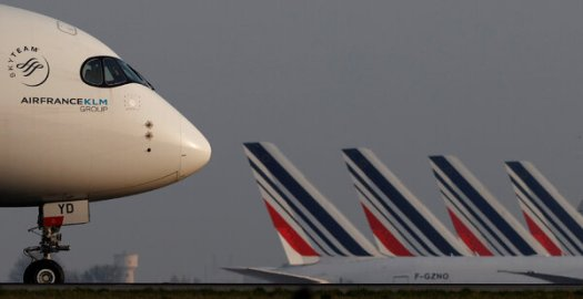 Air France is considered too big to fail in its home country, but the company's debt has ballooned during the pandemic.