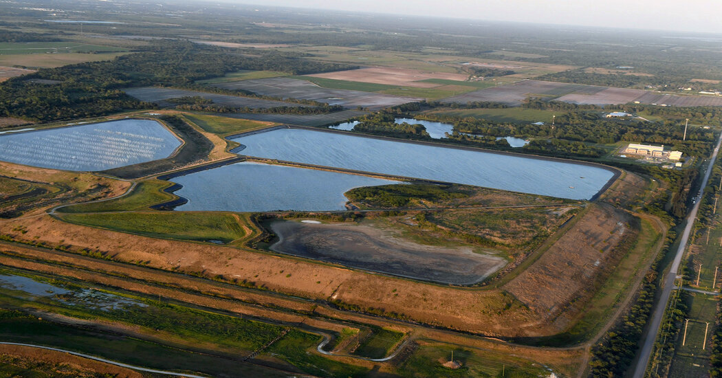 Possible Second Breach at Florida Reservoir Is Investigated and Ruled Out