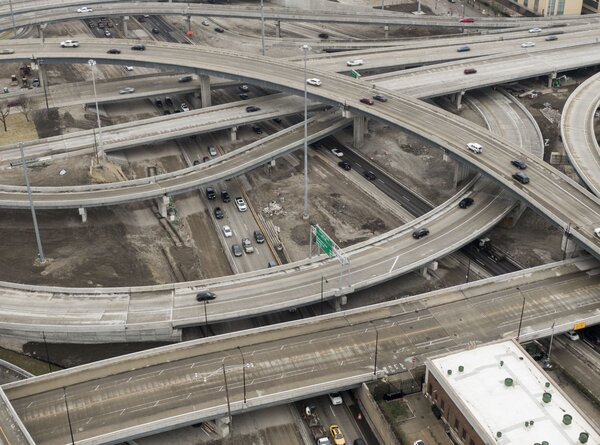 Economists largely agree that infrastructure now means more than just roads and bridges and extends to the building blocks of a modern, high-tech service economy.