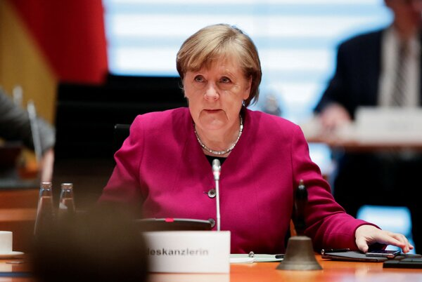 With only months left in office, Chancellor Angela Merkel of Germany has struggled to rally support for a national lockdown.
