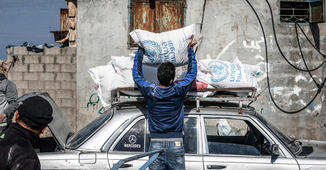 Reversing Trump, Biden Restores Aid to Palestinians