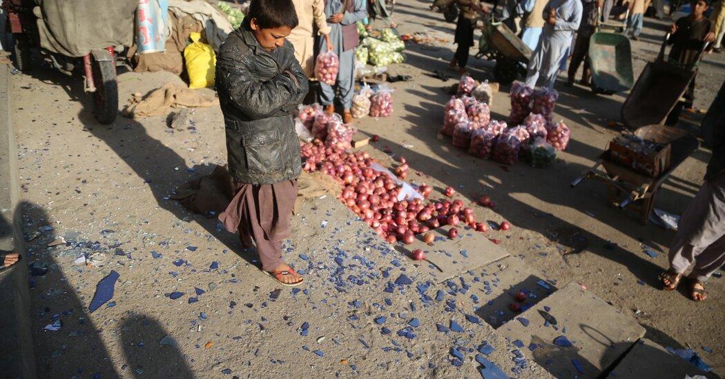 Afghan War Casualty Report: April 2021