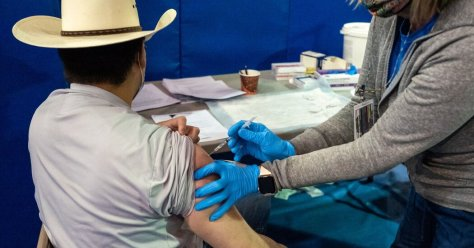 How New Mexico Became the State With the Highest Rate of Full Vaccinations