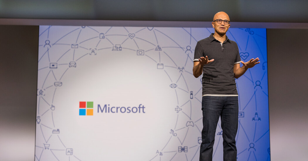 Microsoft to Buy Artificial Intelligence Provider for  Billion