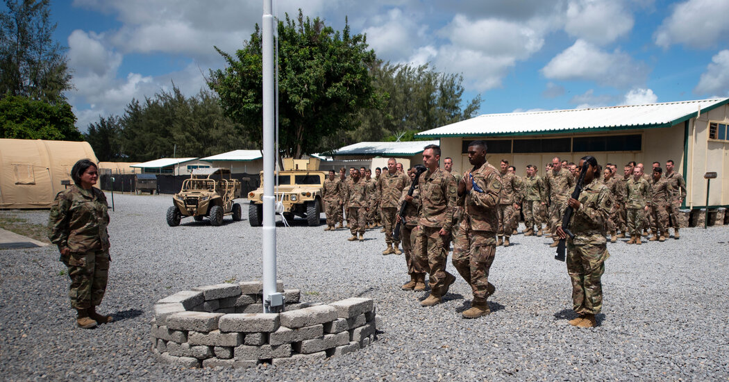 Pentagon Chief Orders New Review of Attack in Kenya That Killed 3 Americans