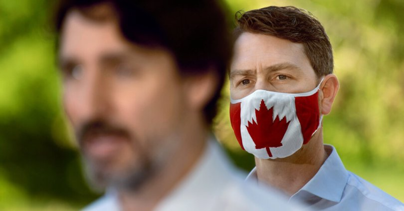 Canadian Lawmaker, Will Amos, Is Exposed Again on Camera