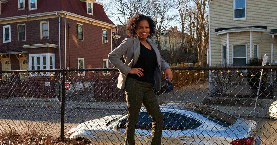 Kim Janey, Boston's Mayor, Challenges Police on Sex Abuse Scandal