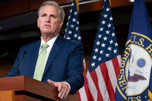 The House minority leader, Kevin McCarthy, recorded only two PAC donations in the first quarter, down from more than 100 from business groups in the same period in 2017.