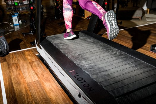Peloton shares were lower in premarket trading after the U.S. Consumer Product Safety Commission issued a safety warning about the company's treadmill.