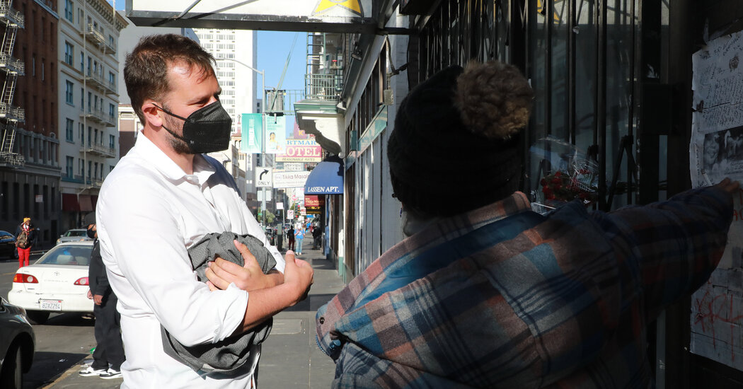 San Francisco Contends With a Different Sort of Epidemic: Drug Deaths