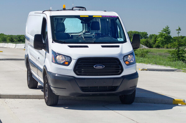 Ford's Kansas City factory makes its Transit van and the F-150, Ford's most profitable vehicle.