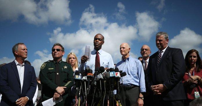Florida School Superintendent Arrested on Perjury Charge