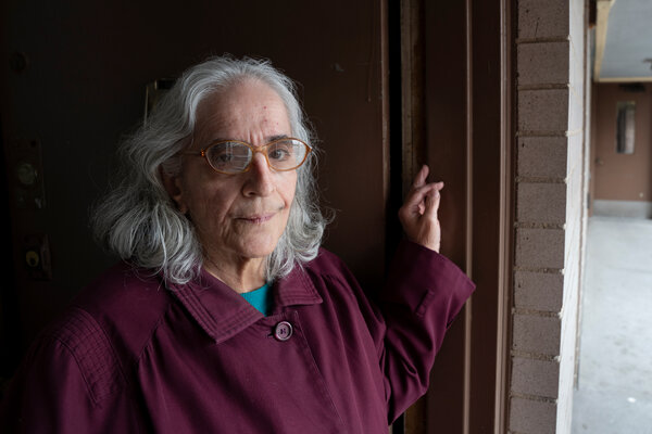 Antonia Laraki, 75, applied for a homebound vaccine visit from the city in March and waited weeks to hear back.